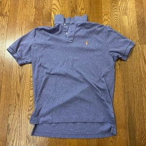 Purple Orange Polo by Ralph Lauren Polo - Medium